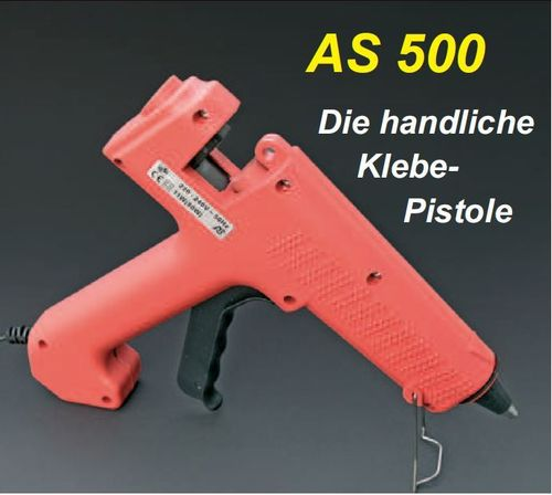 AS 500 Heißklebepistole